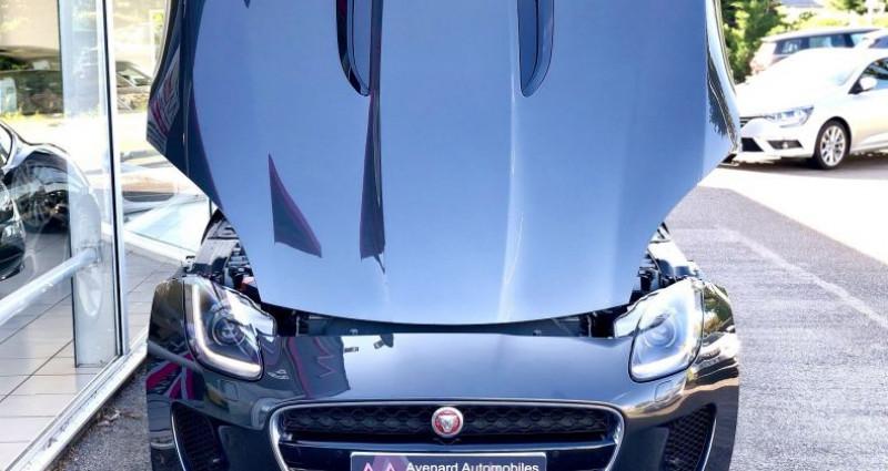 Jaguar F-Type 2.0 T 300CH BVA8 Gris occasion à SAUTRON - photo n°3