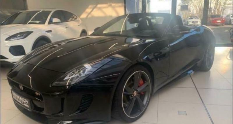 Jaguar F-Type 3.0 V6 380ch S Noir occasion à Boulogne-Billancourt