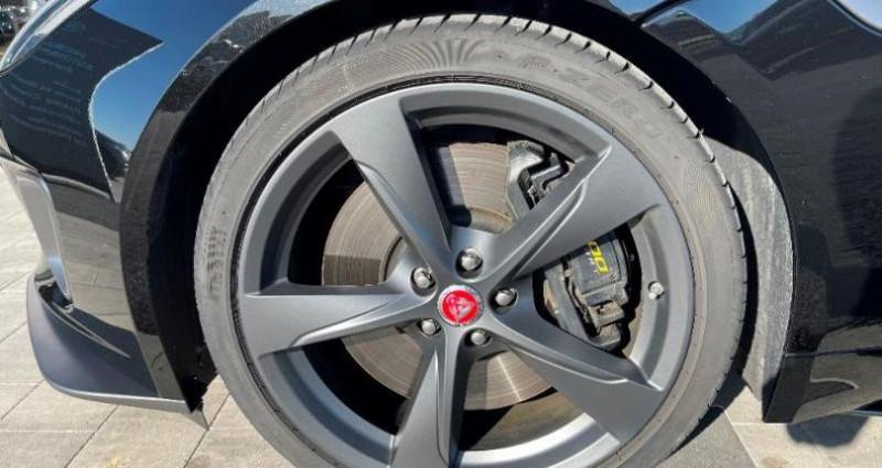 Jaguar F-Type 3.0 V6 Suralimenté 400ch Sport AWD BVA8 Noir occasion à BARBEREY SAINT SULPICE - photo n°4