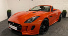Jaguar F-Type 5.0 V8 SURALIMENTE 495ch PREMIERE MAIN 57000km Orange à Villeneuve Loubet 06