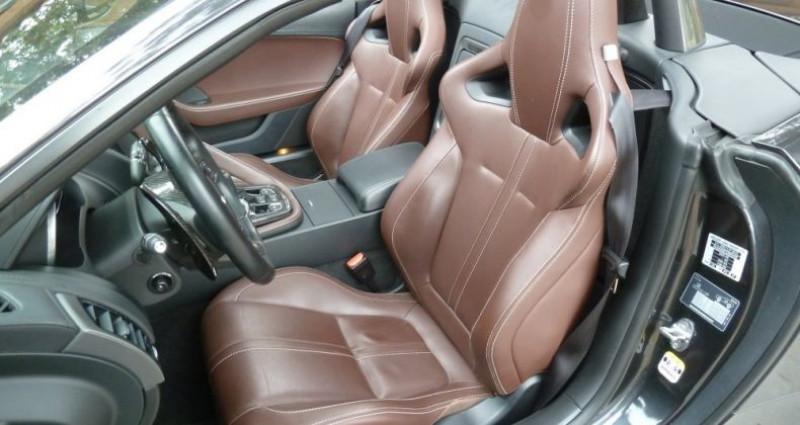 Jaguar F-Type CABRIOLET 3.0 V6 S 380 CV Gris occasion à Perpignan - photo n°5