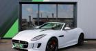 Jaguar F-Type CABRIOLET V8 R 5.0 550 Suralimenté A Blanc à Jaux 60