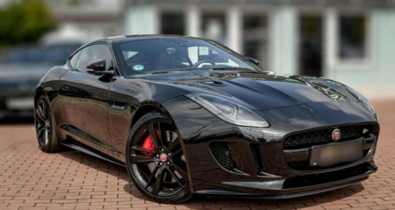 Jaguar F-Type Coupe 5.0 V8 550ch R AWD BVA8 Noir occasion à Boulogne-Billancourt
