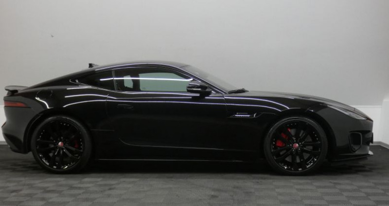 Jaguar F-Type P380 Supercharged R-Dynamic AW Noir occasion à Luxembourg - photo n°3