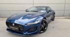 Jaguar F-Type R-dynamique Bleu à Luxembourg L2