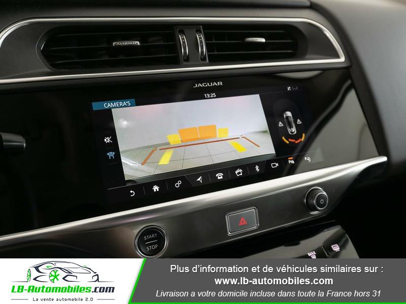Jaguar I-Pace AWD 90kWh Noir occasion à Beaupuy - photo n°11