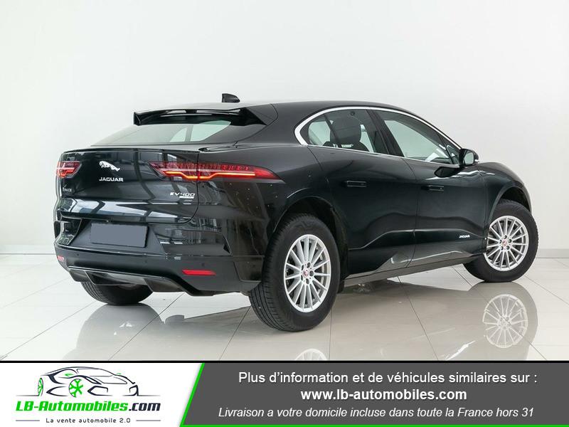 Jaguar I-Pace AWD 90kWh Noir occasion à Beaupuy - photo n°3