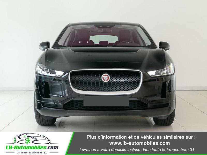 Jaguar I-Pace AWD 90kWh Noir occasion à Beaupuy - photo n°18