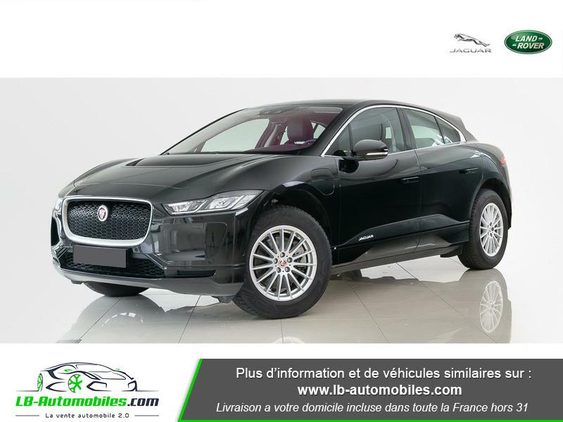 Jaguar I-Pace AWD 90kWh Noir occasion à Beaupuy