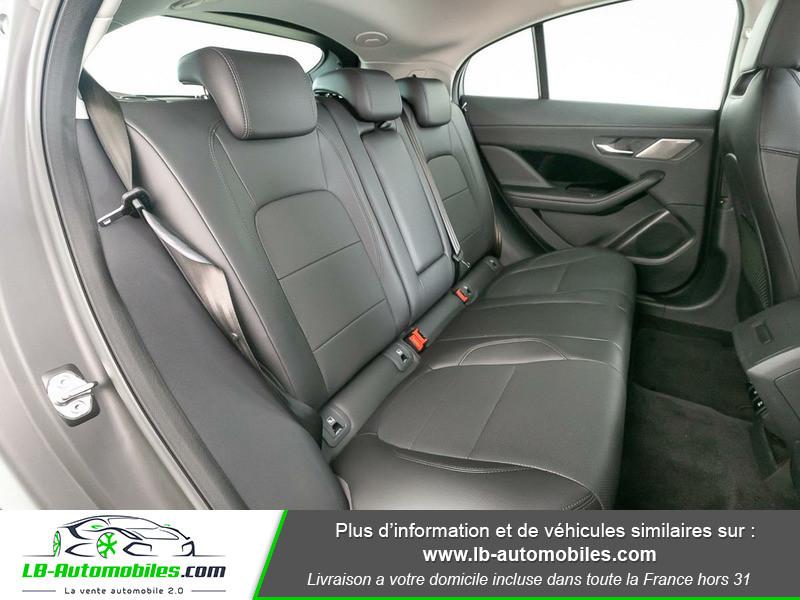 Jaguar I-Pace AWD 90kWh Noir occasion à Beaupuy - photo n°5