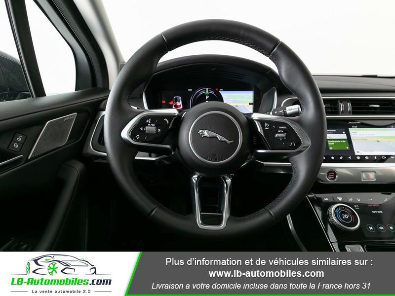 Jaguar I-Pace AWD 90kWh Noir occasion à Beaupuy - photo n°6