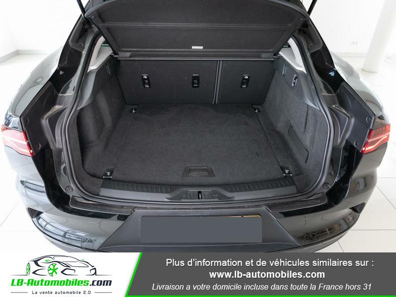 Jaguar I-Pace AWD 90kWh Noir occasion à Beaupuy - photo n°20