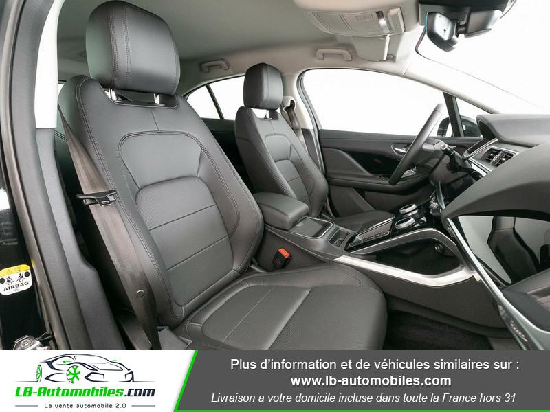 Jaguar I-Pace AWD 90kWh Noir occasion à Beaupuy - photo n°4