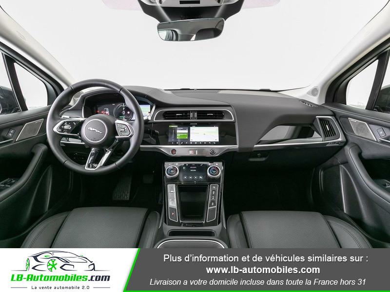Jaguar I-Pace AWD 90kWh Noir occasion à Beaupuy - photo n°2