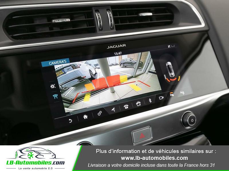 Jaguar I-Pace AWD 90kWh Noir occasion à Beaupuy - photo n°10