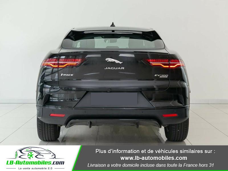 Jaguar I-Pace AWD 90kWh Noir occasion à Beaupuy - photo n°19