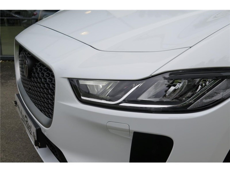 Jaguar I-Pace EV400 AWD 90KWH S Blanc occasion à LABEGE CEDEX - photo n°17