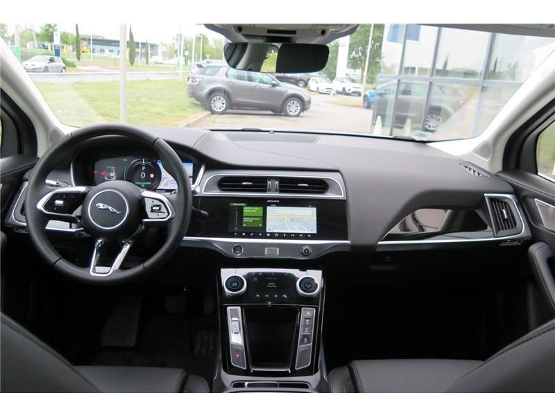 Jaguar I-Pace EV400 AWD 90KWH S Blanc occasion à LABEGE CEDEX - photo n°7