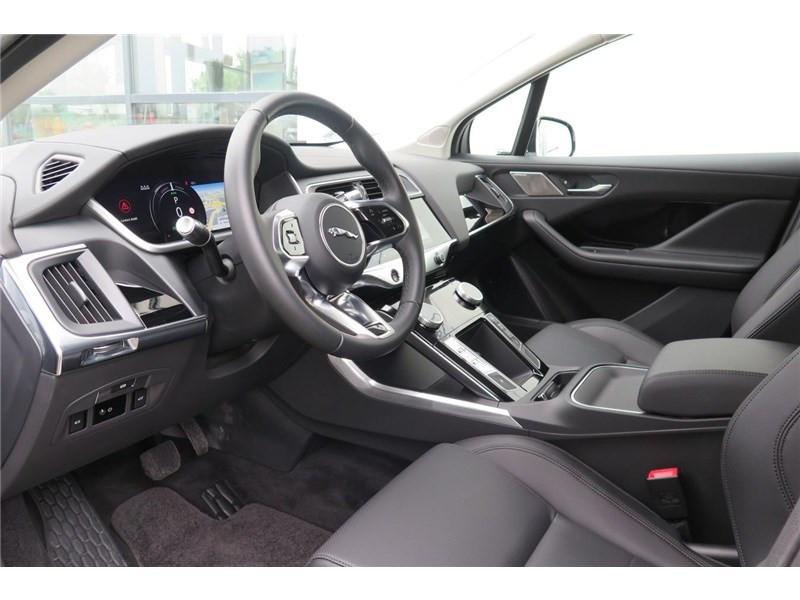 Jaguar I-Pace EV400 AWD 90KWH S Blanc occasion à LABEGE CEDEX - photo n°11