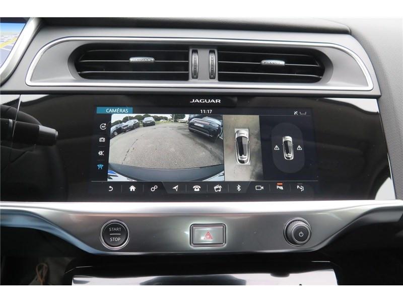 Jaguar I-Pace EV400 AWD 90KWH S Blanc occasion à LABEGE CEDEX - photo n°9