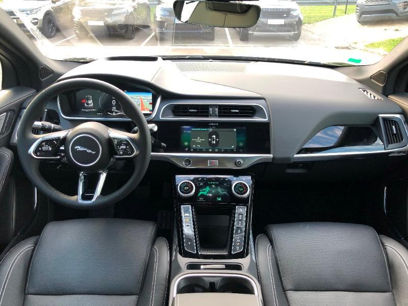 Jaguar I-Pace EV400 HSE AWD Noir occasion à Barberey-Saint-Sulpice - photo n°5
