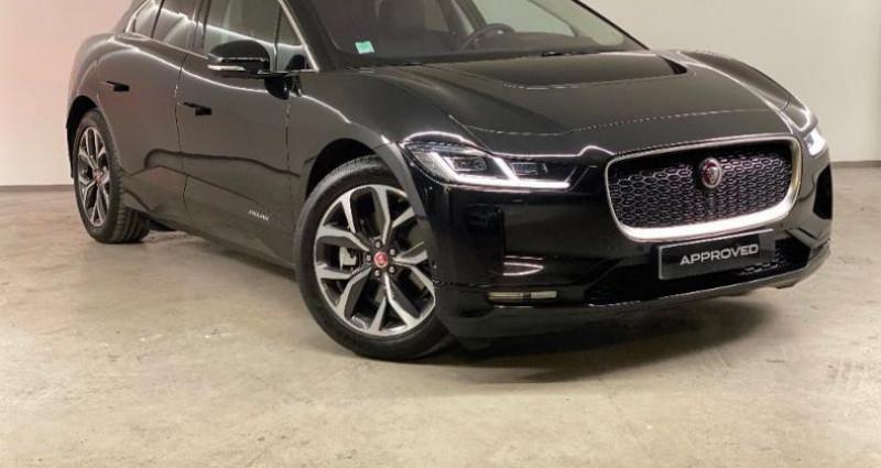 Jaguar I-Pace EV400 SE AWD Noir occasion à Nice
