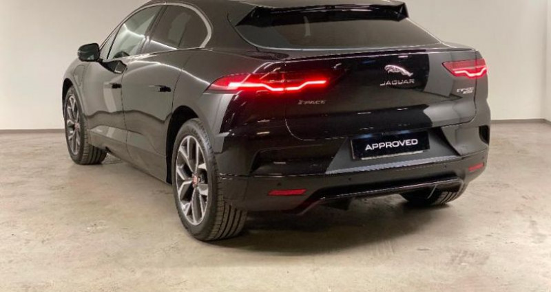 Jaguar I-Pace EV400 SE AWD Noir occasion à Nice - photo n°4