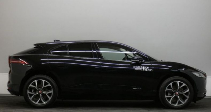 Jaguar I-Pace HSE AWD Noir occasion à Petange - photo n°3