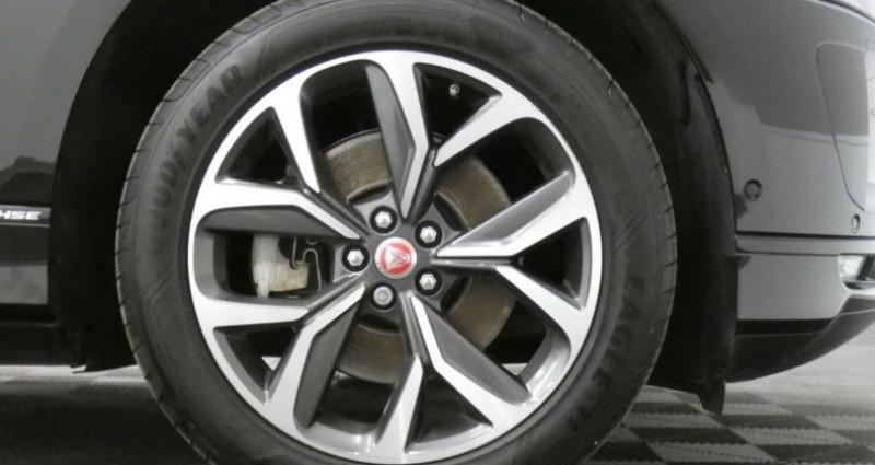 Jaguar I-Pace HSE AWD Noir occasion à Petange - photo n°6
