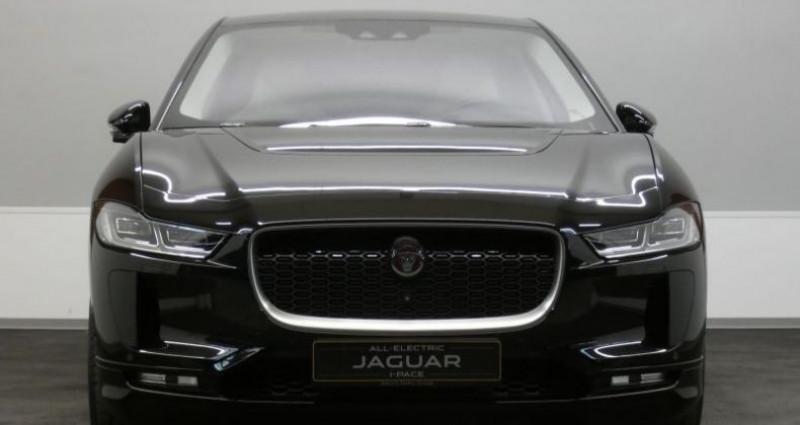 Jaguar I-Pace HSE AWD Noir occasion à Petange - photo n°2