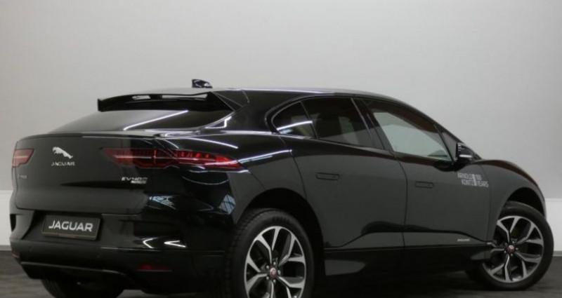 Jaguar I-Pace HSE AWD Noir occasion à Petange - photo n°4