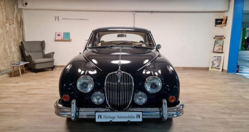 Jaguar MK II 3.8 Vicarage Bleu occasion à Neuilly-sur-Seine - photo n°6