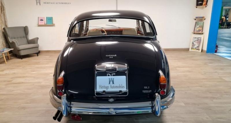 Jaguar MK II 3.8 Vicarage Bleu occasion à Neuilly-sur-Seine - photo n°5