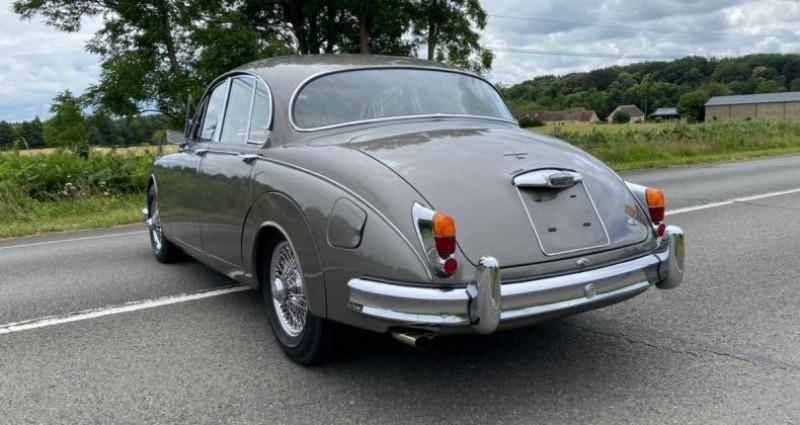 Jaguar MK II 3.8L 1964 Gris occasion à Saint-saturnin - photo n°6