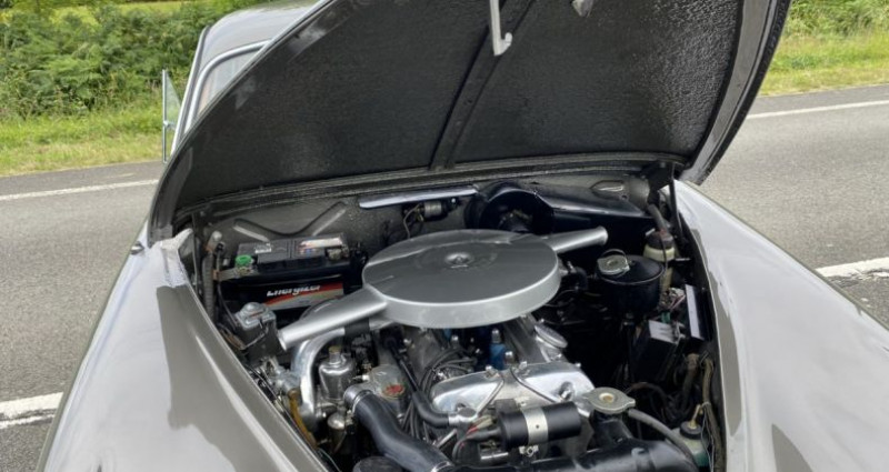 Jaguar MK II 3.8L 1964 Gris occasion à Saint-saturnin - photo n°7