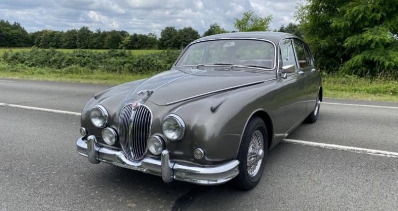 Jaguar MK II 3.8L 1964 Gris occasion à Saint-saturnin