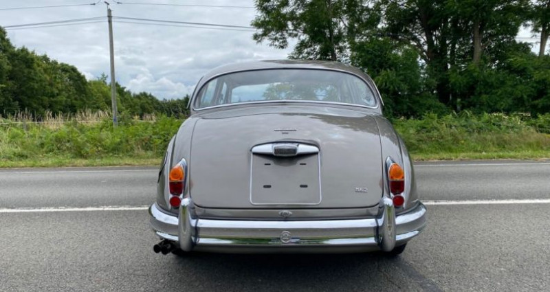 Jaguar MK II 3.8L 1964 Gris occasion à Saint-saturnin - photo n°5