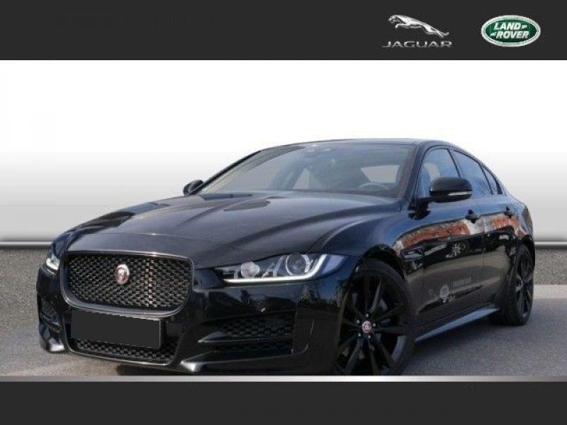 Jaguar XE 2.0 200 R-Sport Noir occasion à Beaupuy