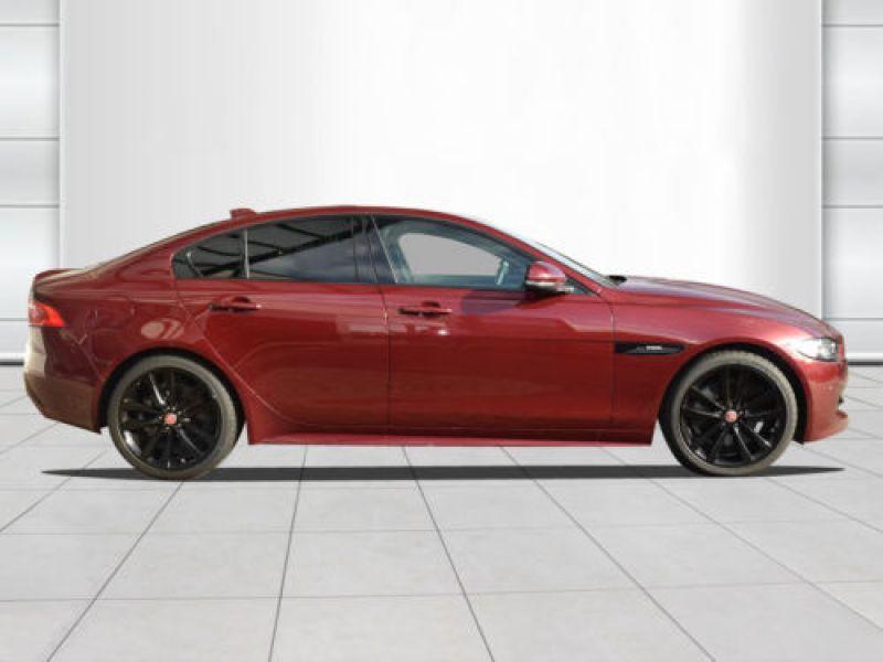 Jaguar XE 2.0 240 R-Sport Rouge occasion à Beaupuy - photo n°6