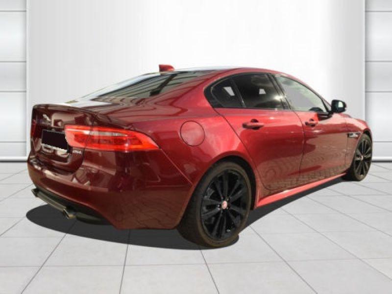 Jaguar XE 2.0 240 R-Sport Rouge occasion à Beaupuy - photo n°3