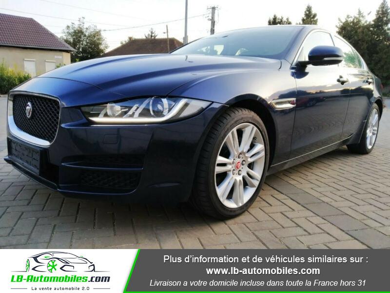 Jaguar XE 2.0 D 180 ch Bleu occasion à Beaupuy