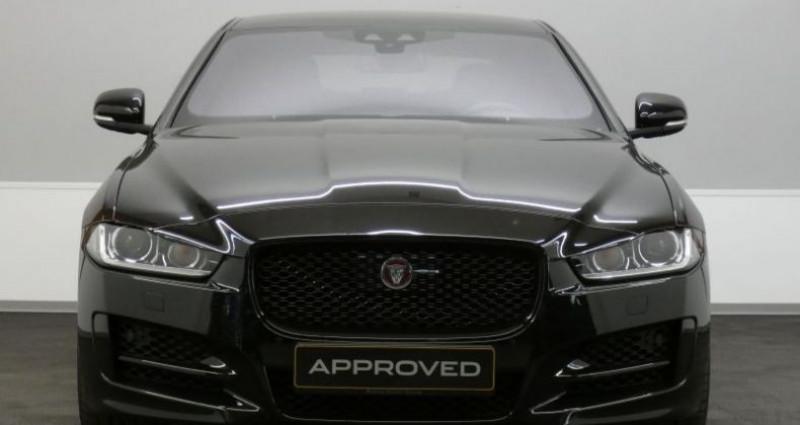 Jaguar XE 2.0 D 240 R-Sport Auto. Noir occasion à Petange - photo n°2