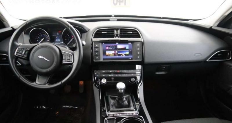 Jaguar XE 2.0D E-Performance - NAVI - XENON -12M GARANTIE Bleu occasion à Brugge - photo n°3