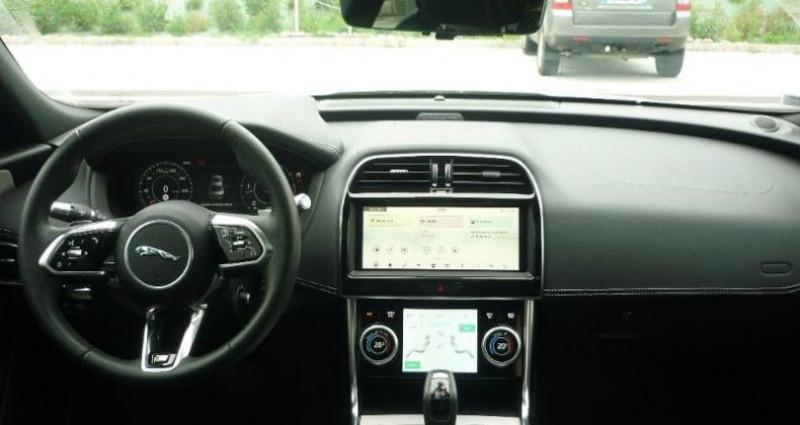 Jaguar XE D180 R-Dynamic HSE BVA8 Blanc occasion à Laxou - photo n°4