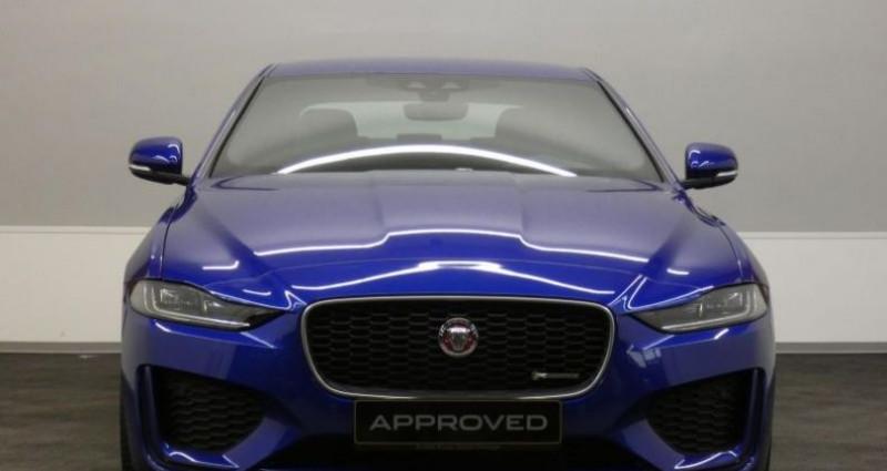 Jaguar XE D180 R-Dynamic S Auto. Bleu occasion à Petange - photo n°2