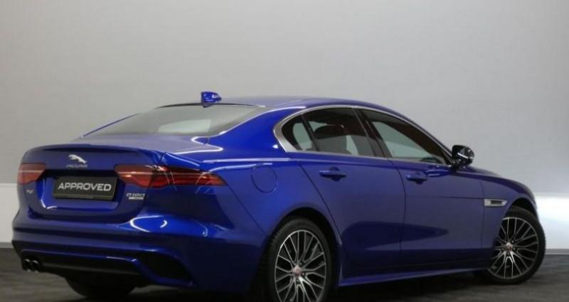 Jaguar XE D180 R-Dynamic S Auto. Bleu occasion à Petange - photo n°4