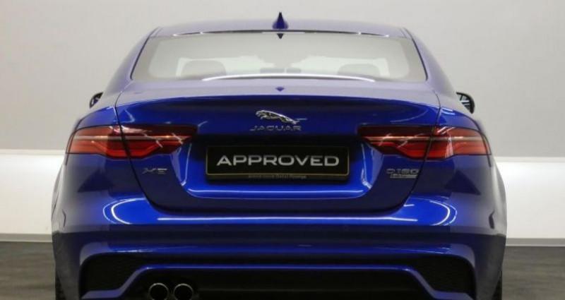 Jaguar XE D180 R-Dynamic S Auto. Bleu occasion à Petange - photo n°5