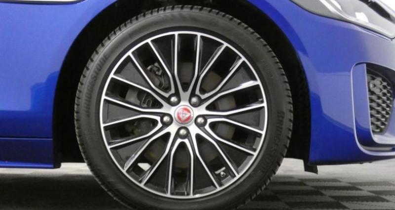 Jaguar XE D180 R-Dynamic S Auto. Bleu occasion à Petange - photo n°6