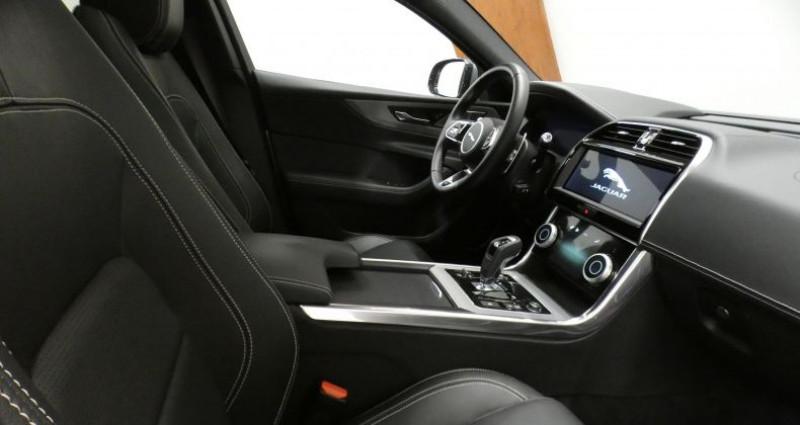 Jaguar XE D180 R-Dynamic SE Aut. Gris occasion à Luxembourg - photo n°7