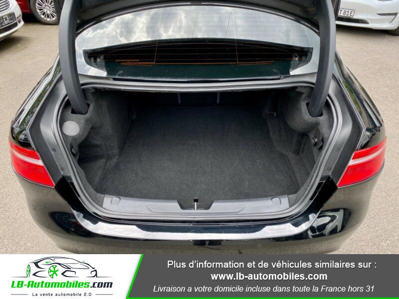 Jaguar XE V6 3.0 - 340 Noir occasion à Beaupuy - photo n°11